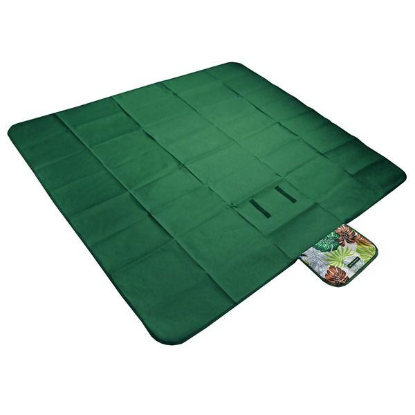 Tapete p/ Piquenique Impermeável Verde