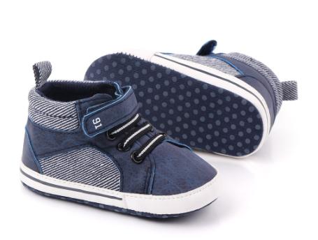 Tênis Baby Azul