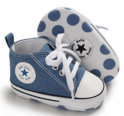 TENIS BABY STAR - Jeans