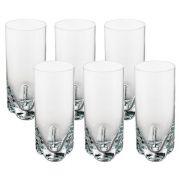 JOGO COPO LONG DRINK TRIO 6PCS 300ML - 20.589.300