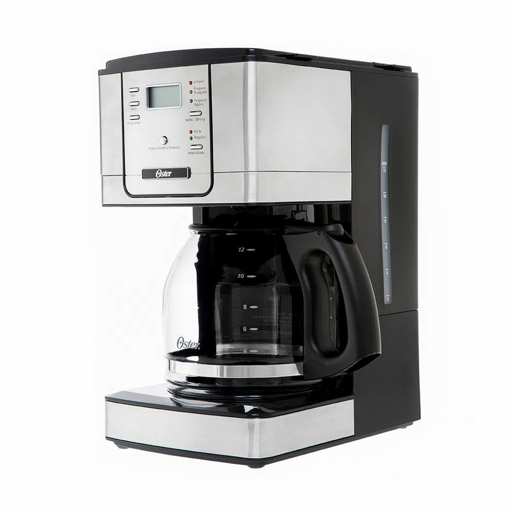 CAFETEIRA OSTER FLAVOR PROGRAMÁVEL 127V - BVSTDC4401-017