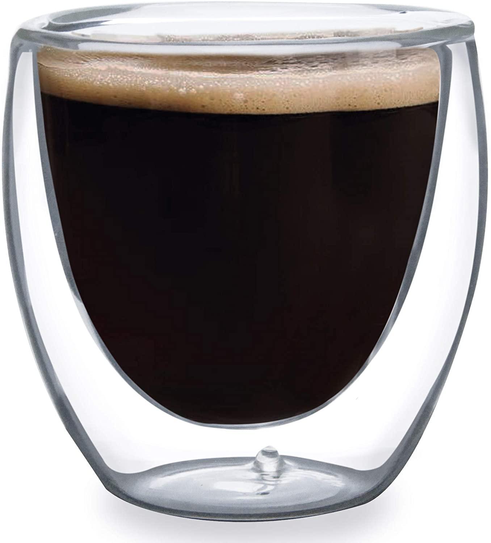 DUPLA DE COPOS P/ CAFE PAREDE DU - TCJ1843