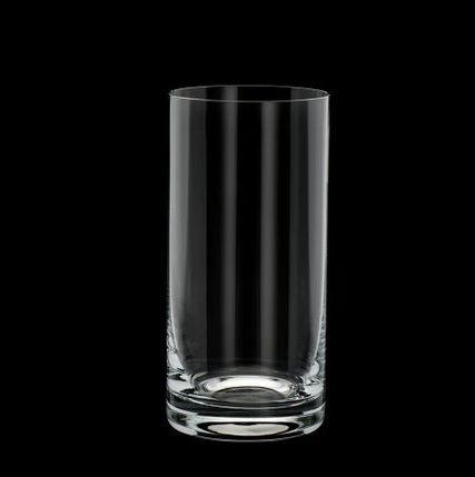 Jogo de Copos Long Drink Cristal Ecológico 6pçs Favorit 380ml - Bohemia 35031