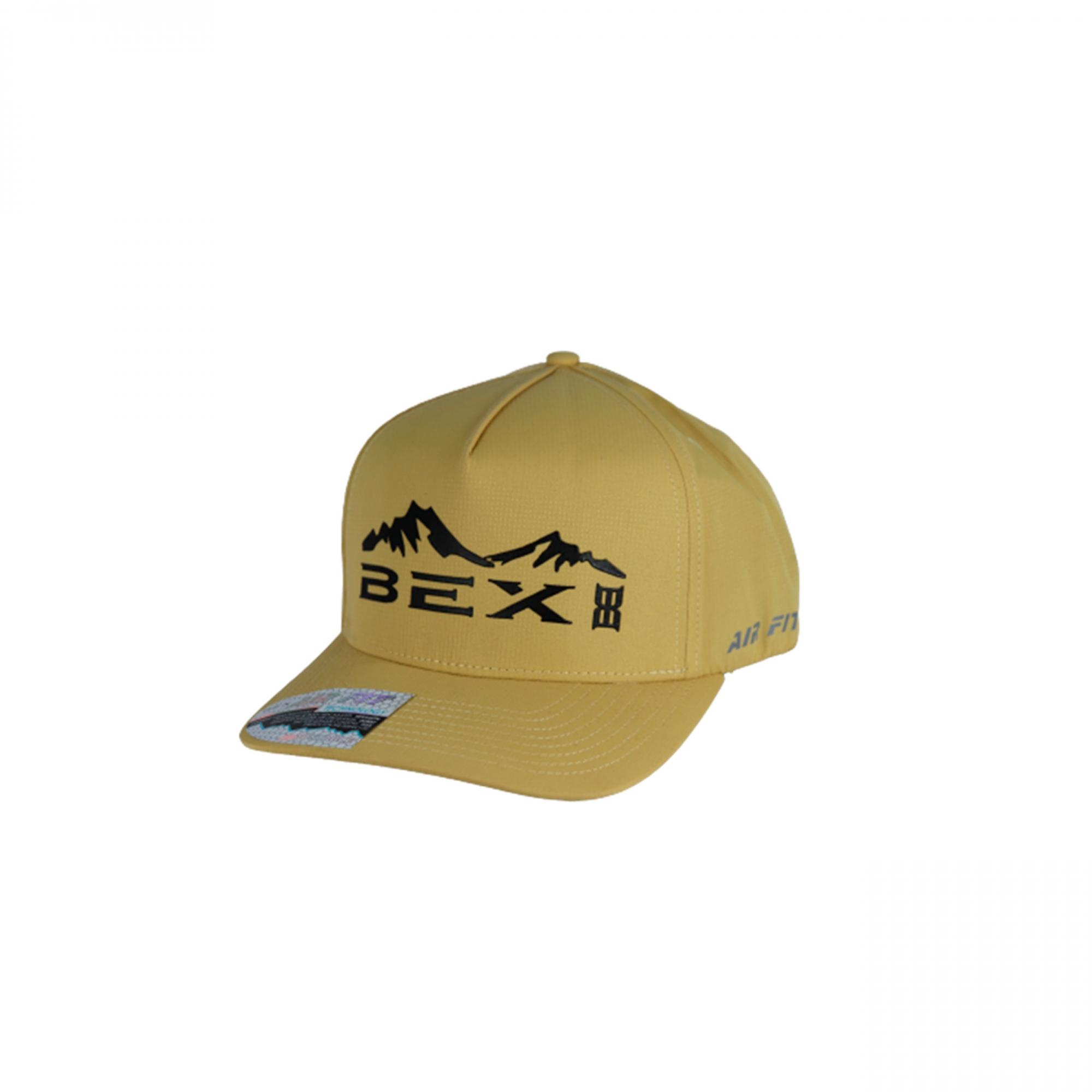 Boné Bex Amarelo BEX002