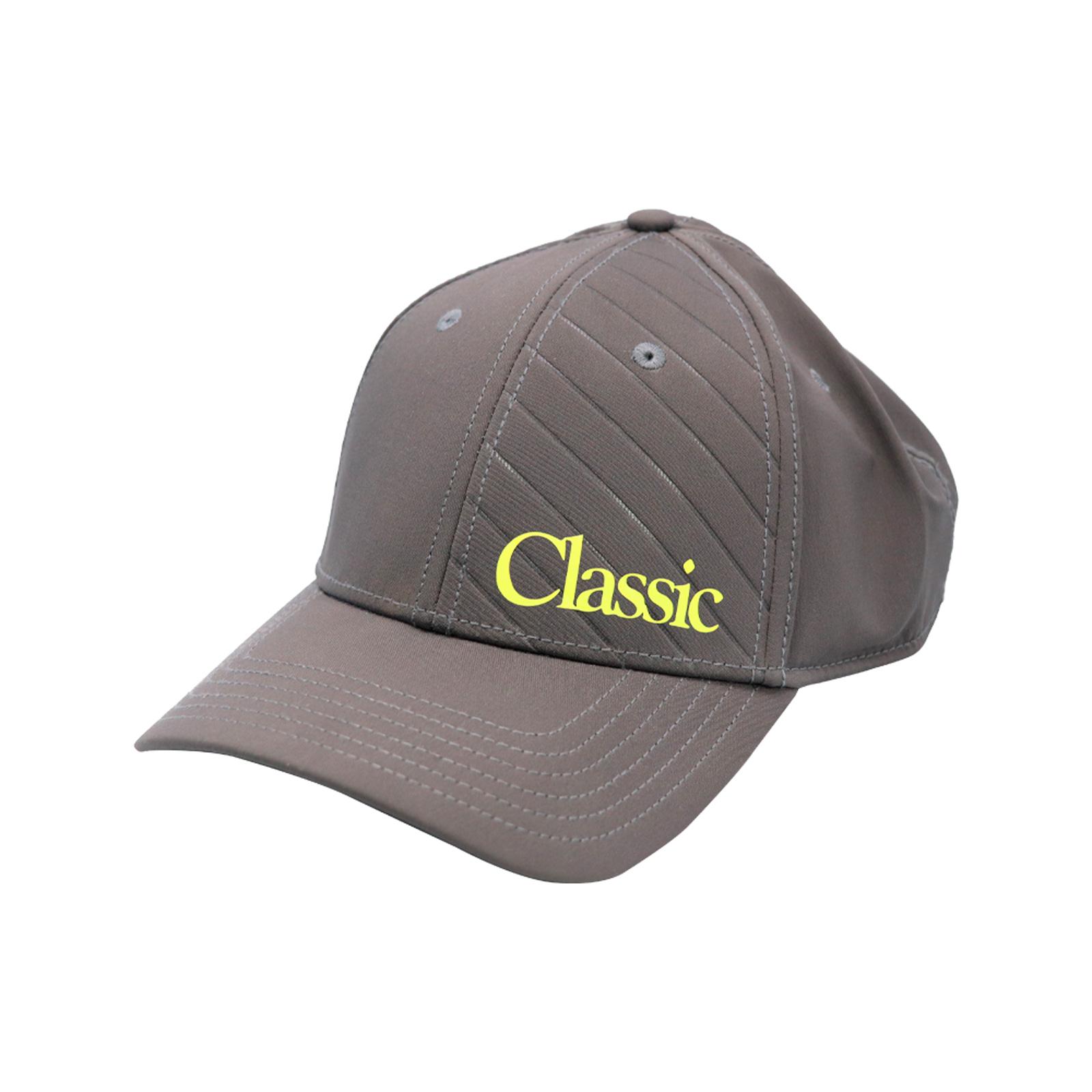 Boné de Algodão Classic Importado Cinza ClassicImp001