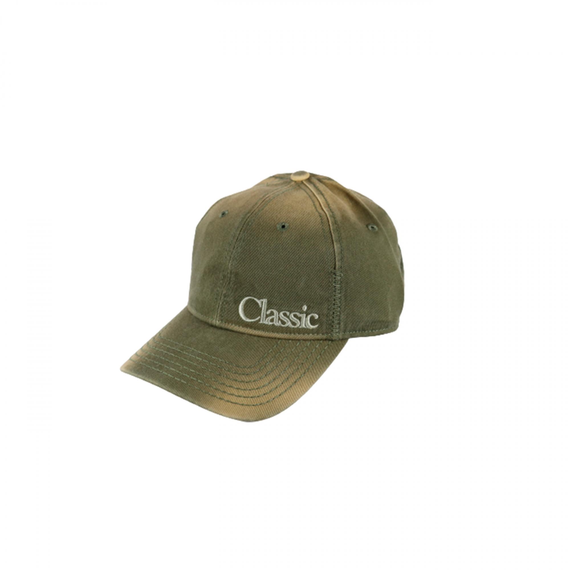 Boné de Algodão Classic Importado Verde ClassicImp005