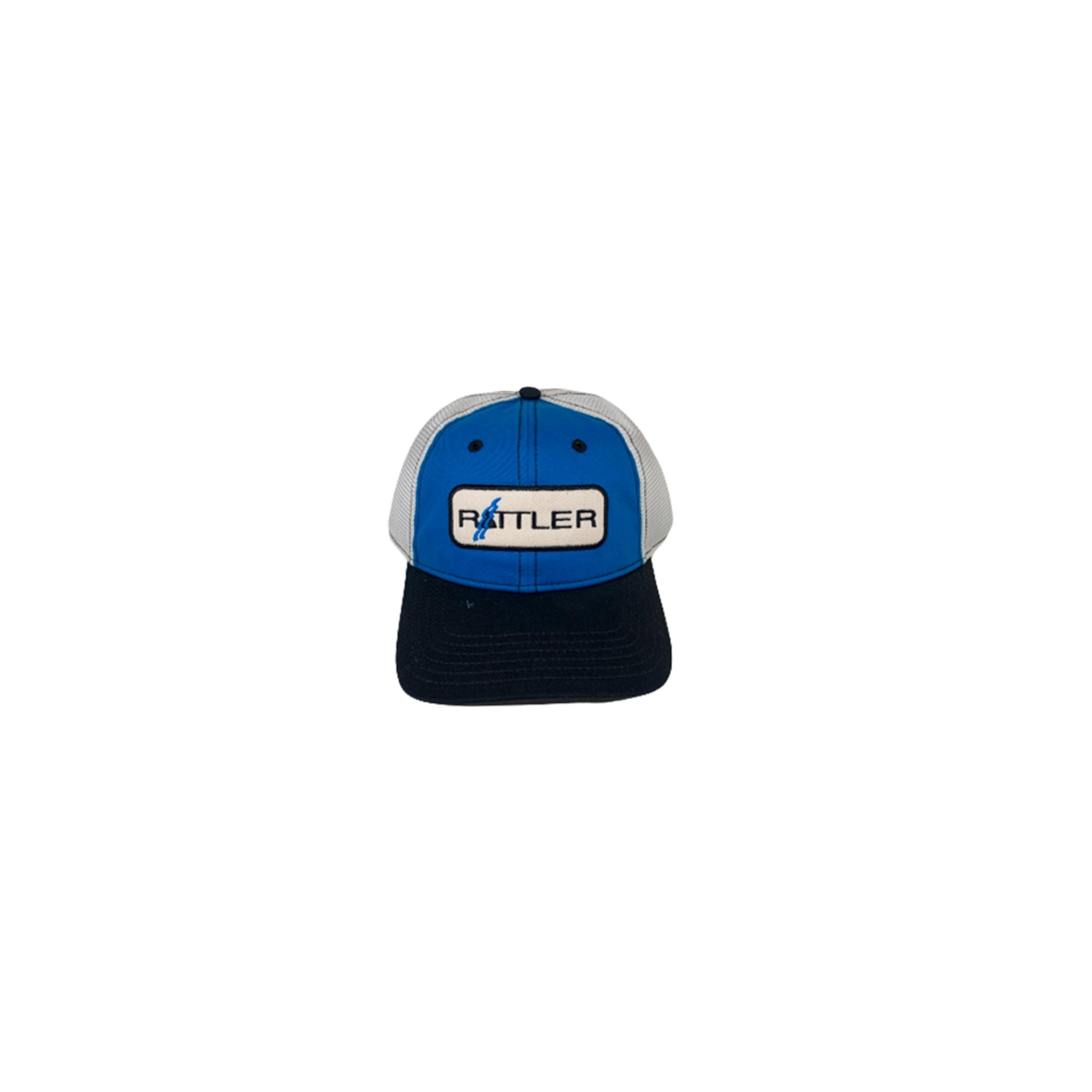 Boné Importado Rattler Azul/Preto Rattler002