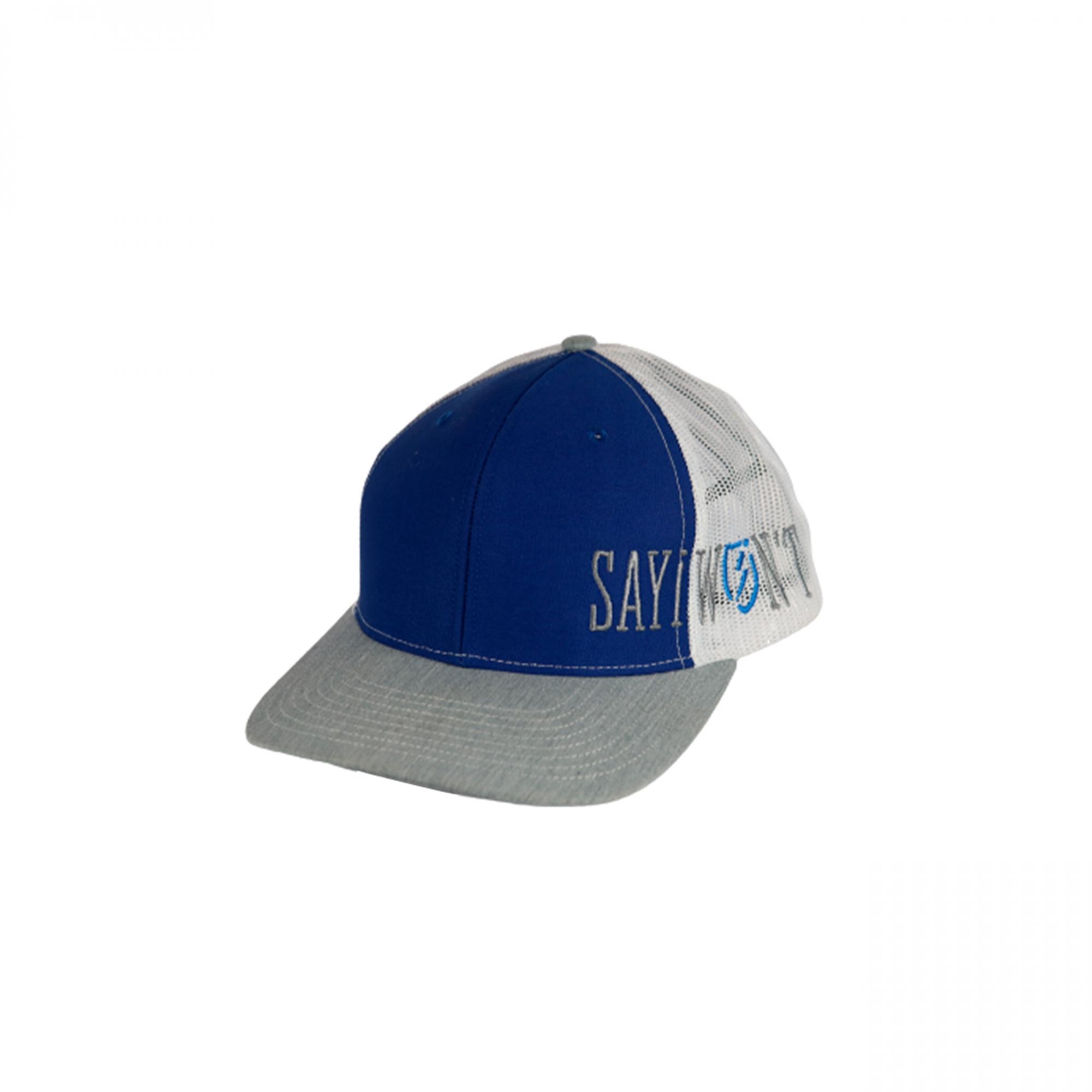 Boné Importado Sayiwont Azul/Cinza Sayiwont001