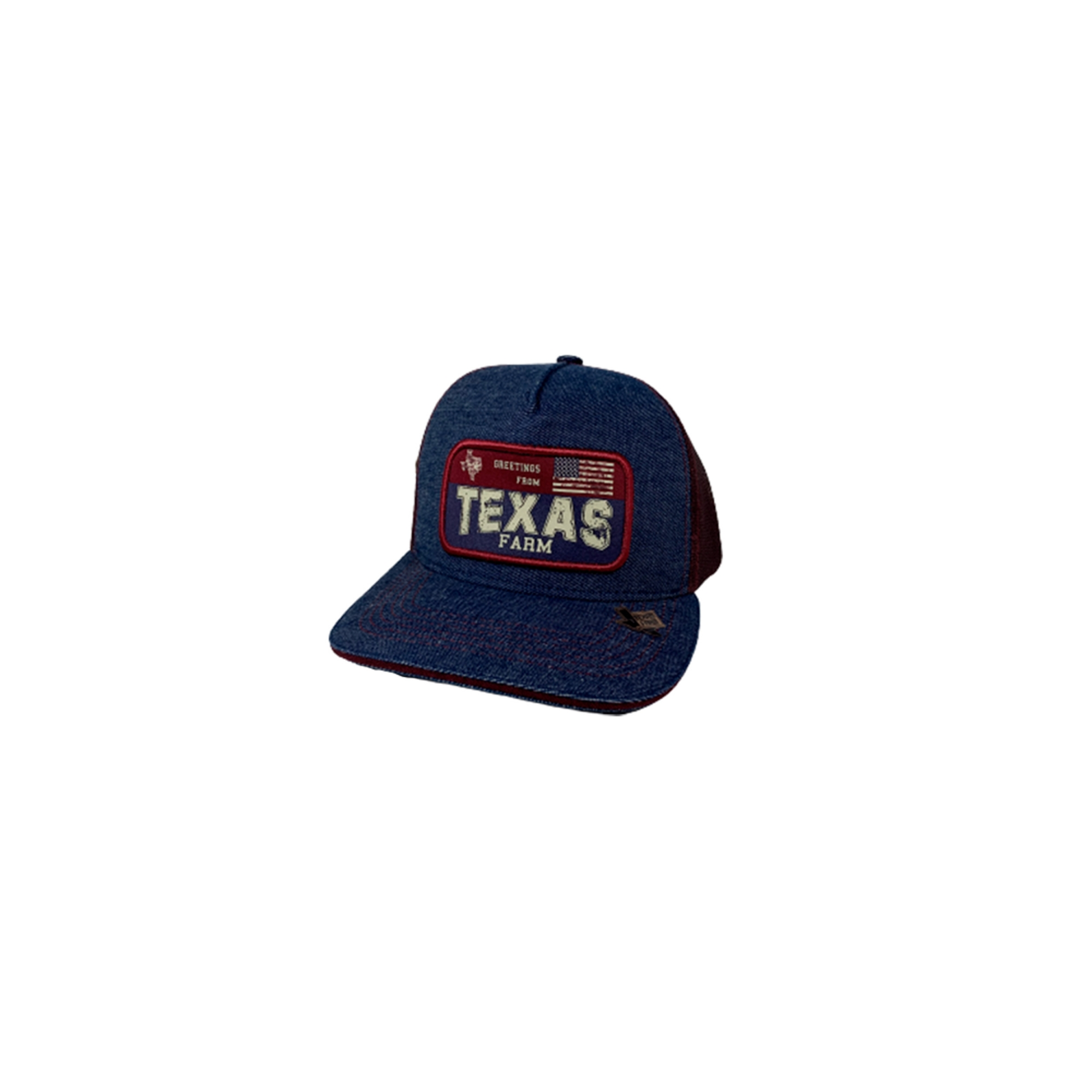 Boné Texas Farm TF250 Jeans