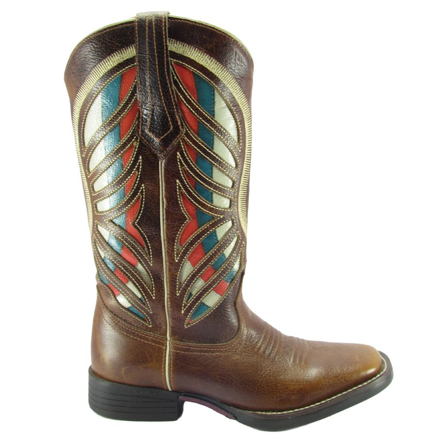 Bota Texana Feminina Havana West Country - Cowboy BR 12c55387cf9