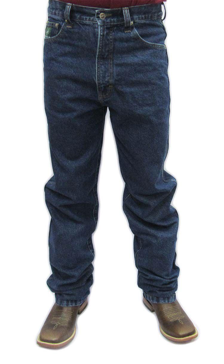 Calça Indian Farm Green Tradicional Jeans Wrangler