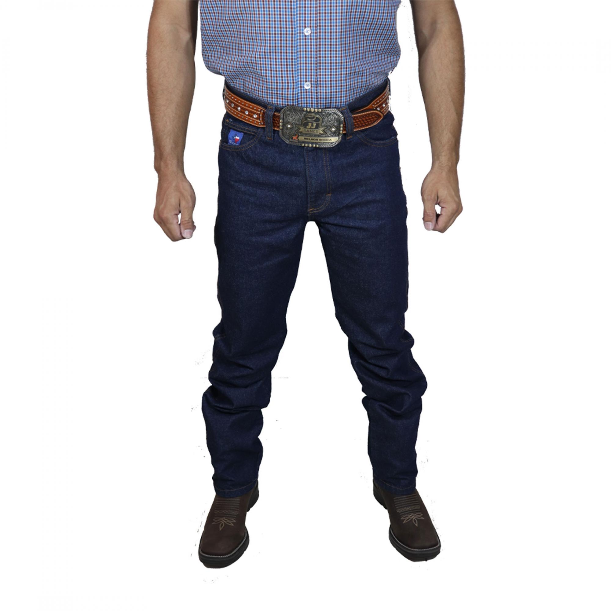 Calça Jeans Best Rodeio Amaciada A921