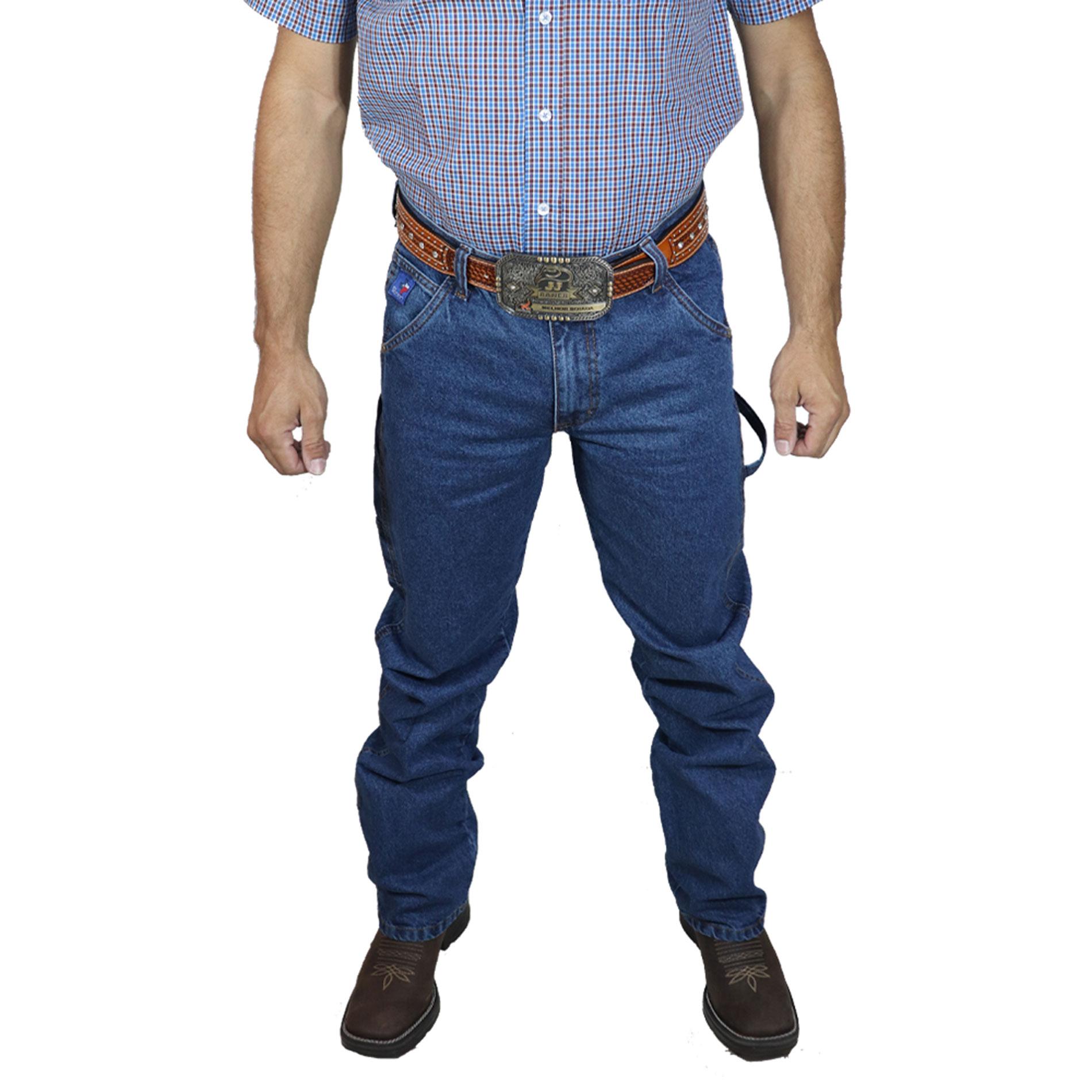 Calça Jeans Best Rodeio Carpinteira CS955