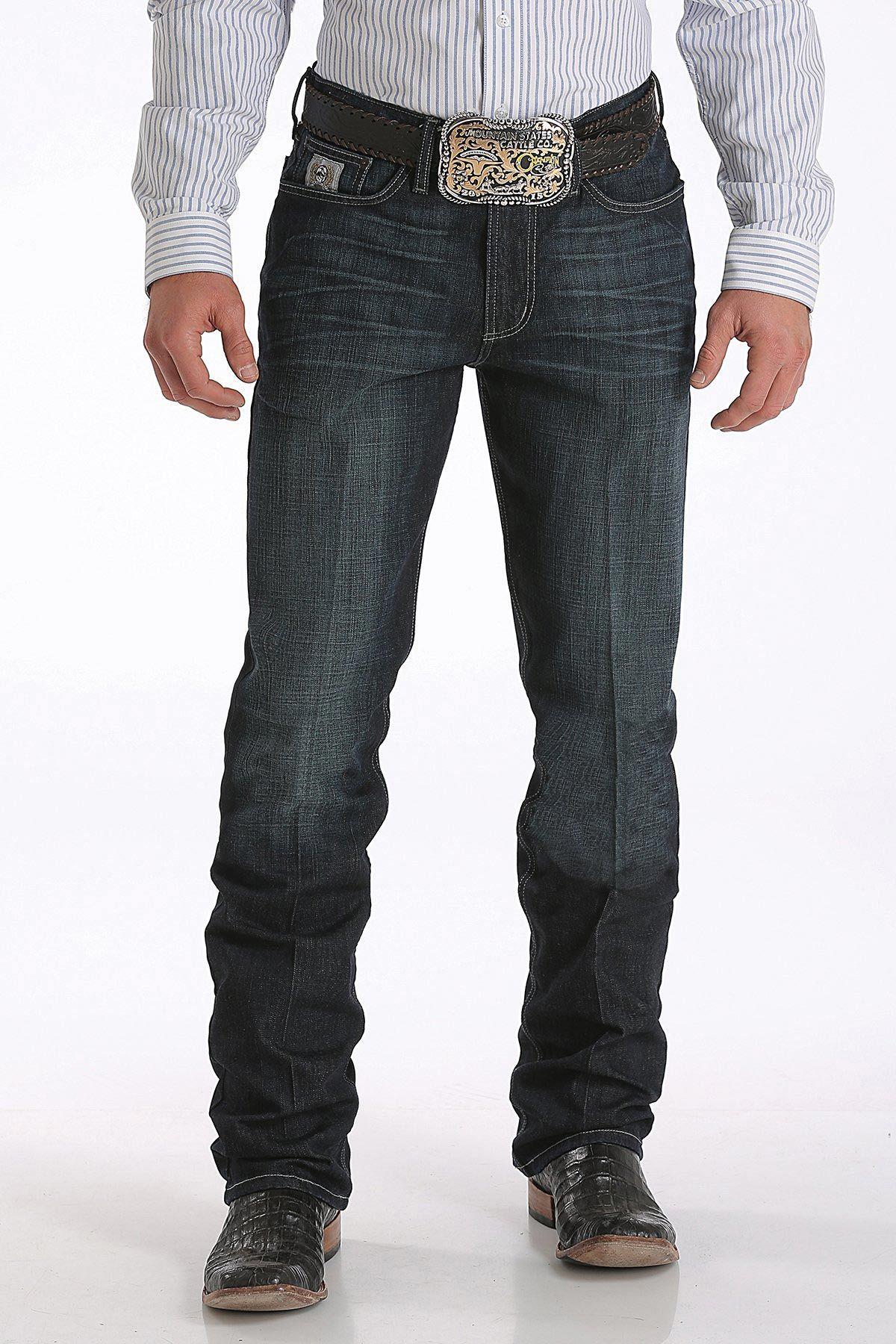 Calça Jeans Cinch Importada Silver New