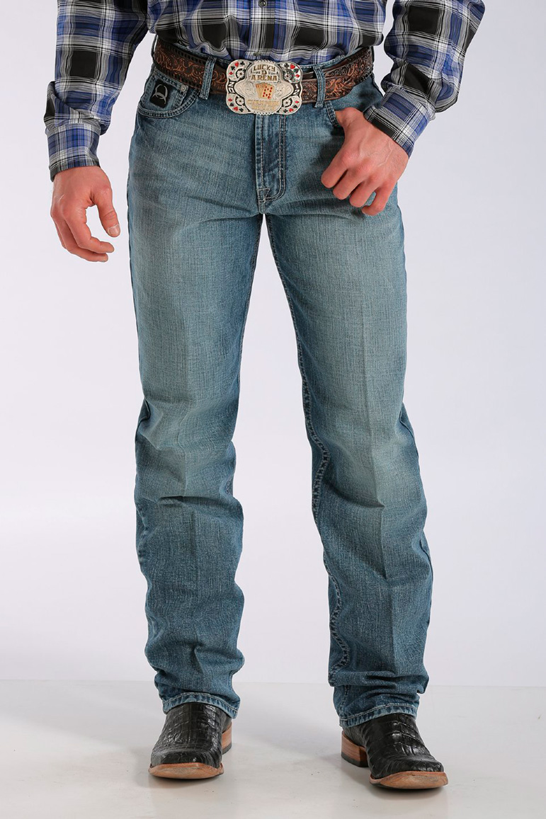 Calça Jeans Importada Cinch Black 2.0 Label
