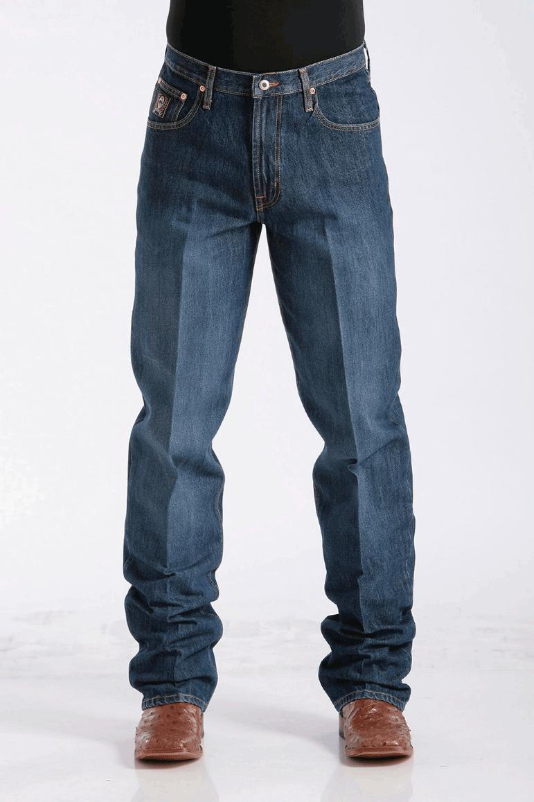 Calça Jeans Importada Cinch Black Label Escura