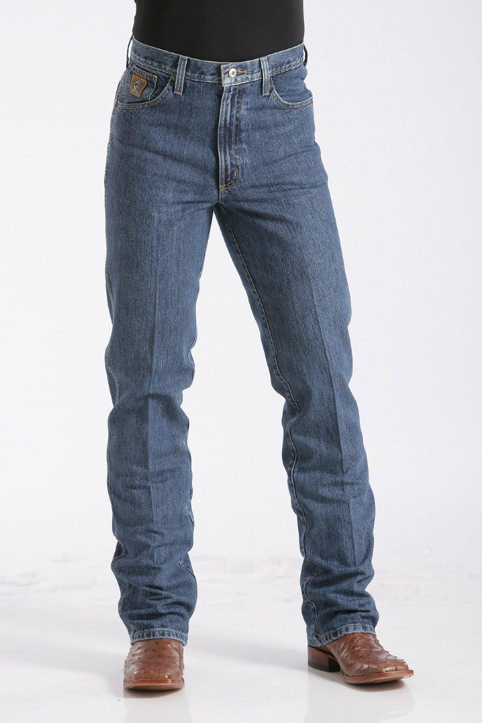 Calça Jeans Importada Cinch Bronze Label Escura
