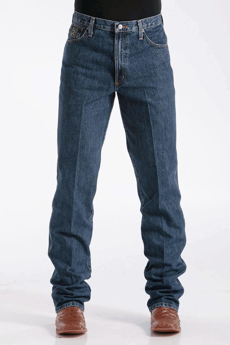 Calça Jeans Importada Cinch Green Label Escura