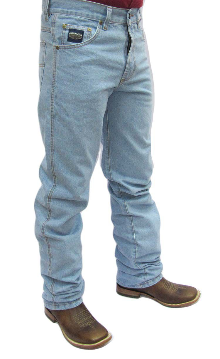 Calça Jeans King Farm Blue Jeans Country