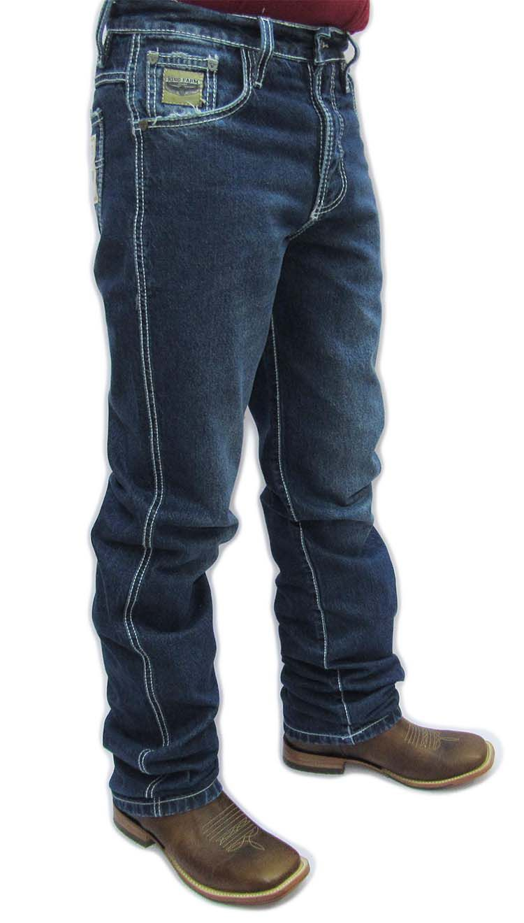 Calça Jeans King Farm Bronze King Tradicional Country