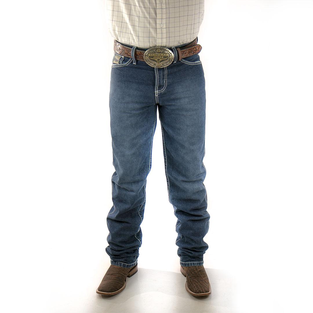 Calça Jeans King Farm Bronze Original Fit 100% Algodão