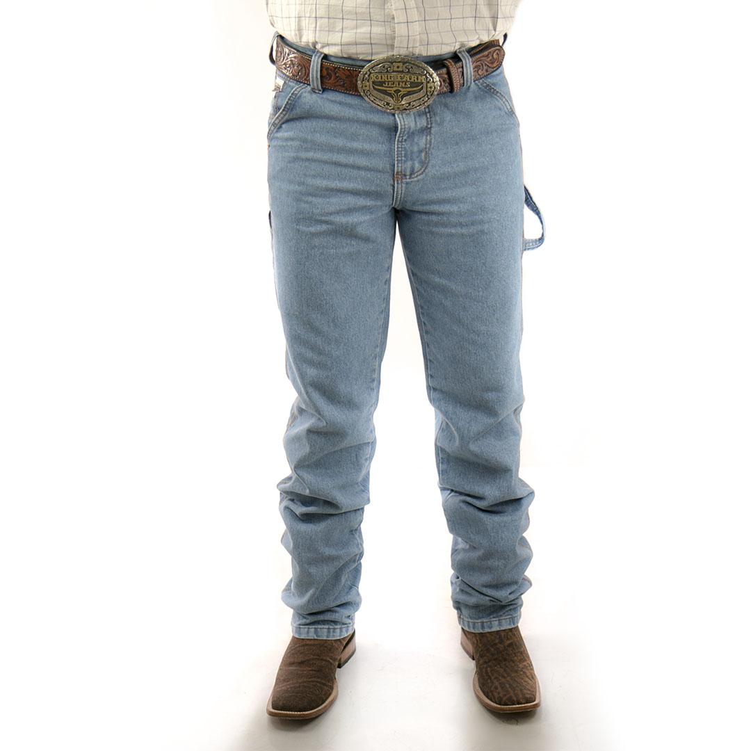 Calça Jeans King Farm Carpinteira Red