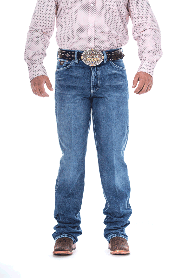 Calça Jeans King Farm Grant Relaxed Fit 100% Algodão