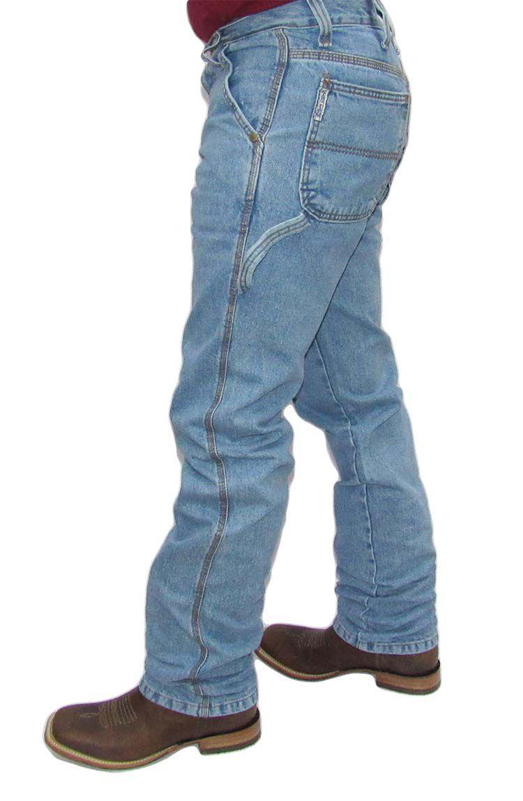 Calça Jeans King Farm Red Carpinteira Country