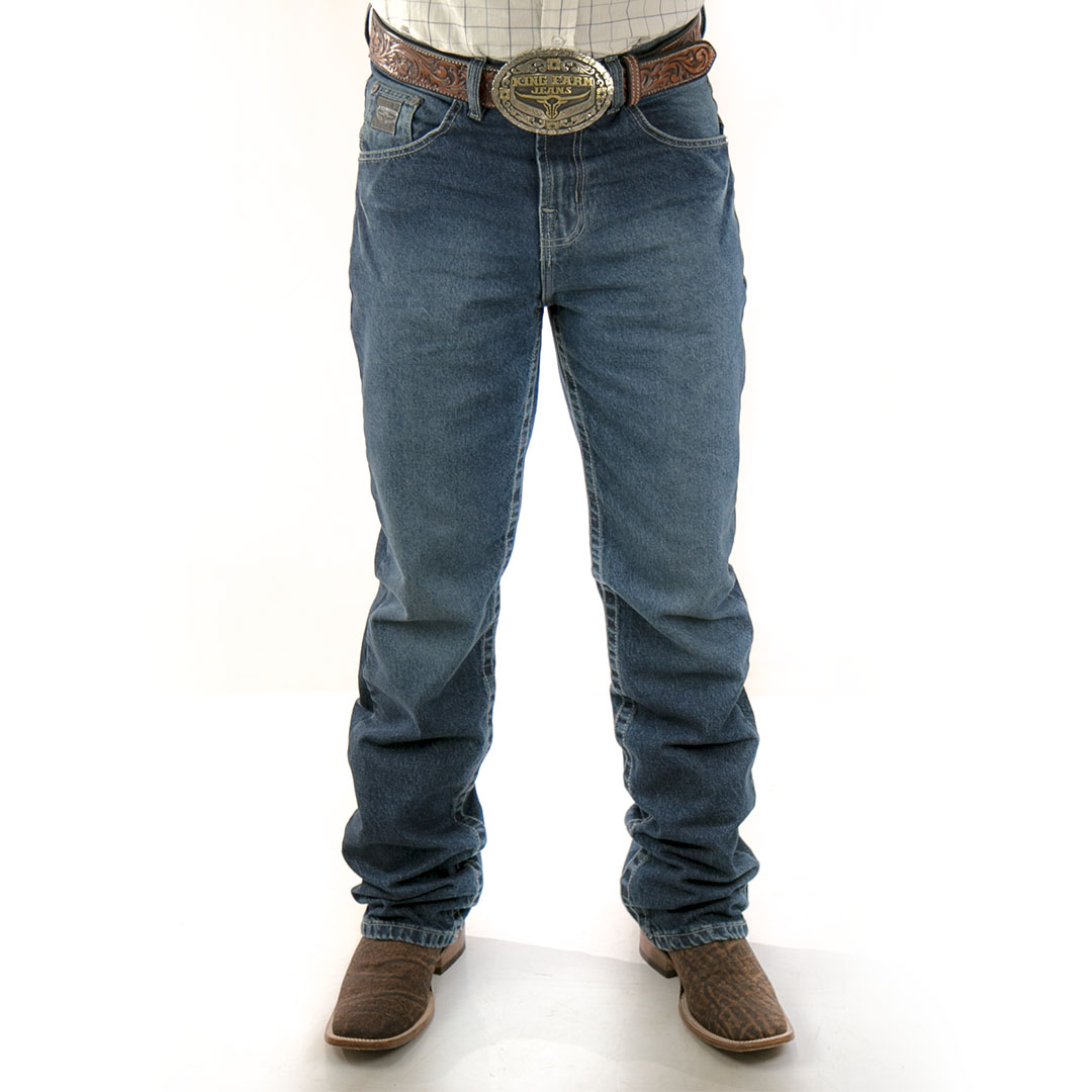 Calça Jeans King Farm Silver 2.0 Relaxed Fit 100% Algodão
