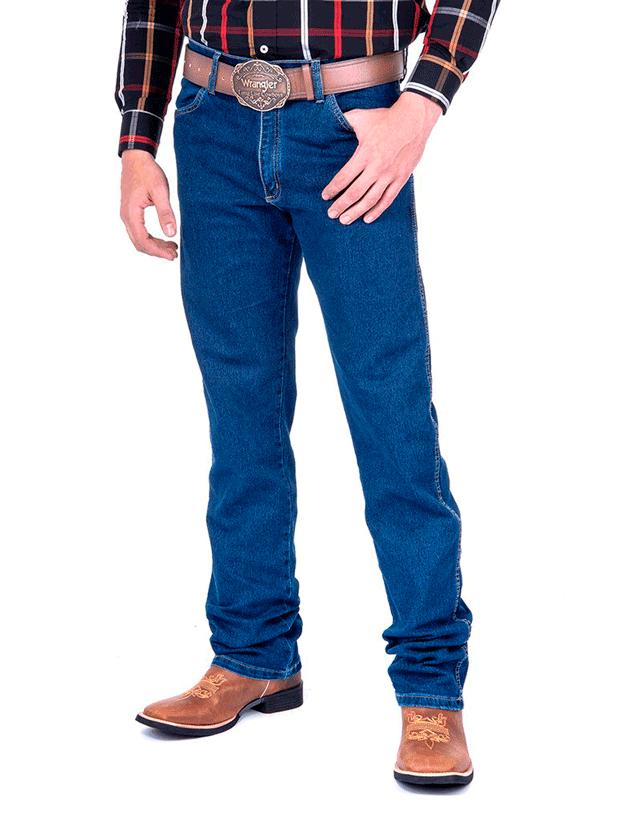 Calça Jeans Masculina Wrangler 13M com Elastico 13MS68436UN