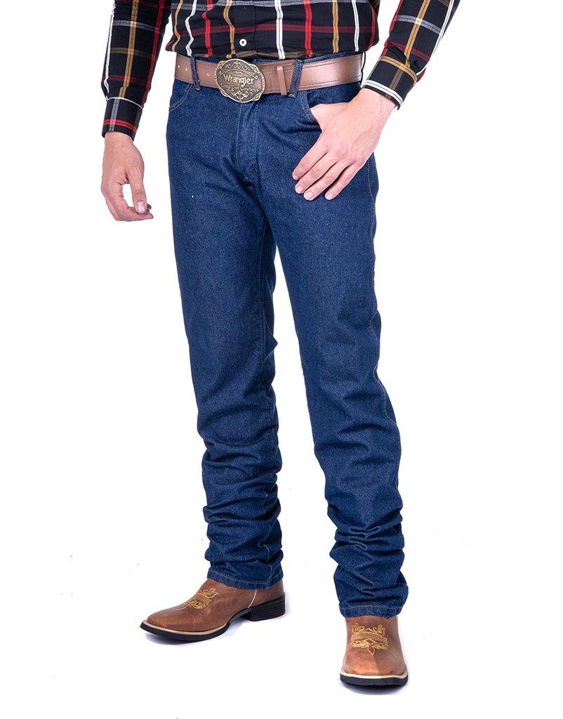 Calça Jeans Masculina Wrangler 13M Western Amaciada
