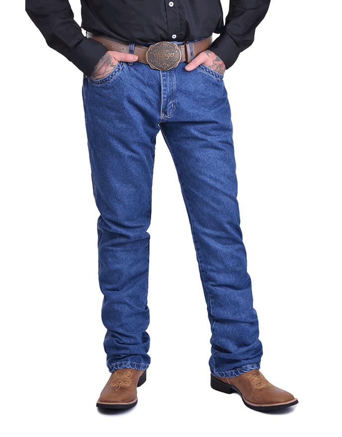 Calça Jeans Masculina Wrangler 33M Relaxed 33MWXDD37UN