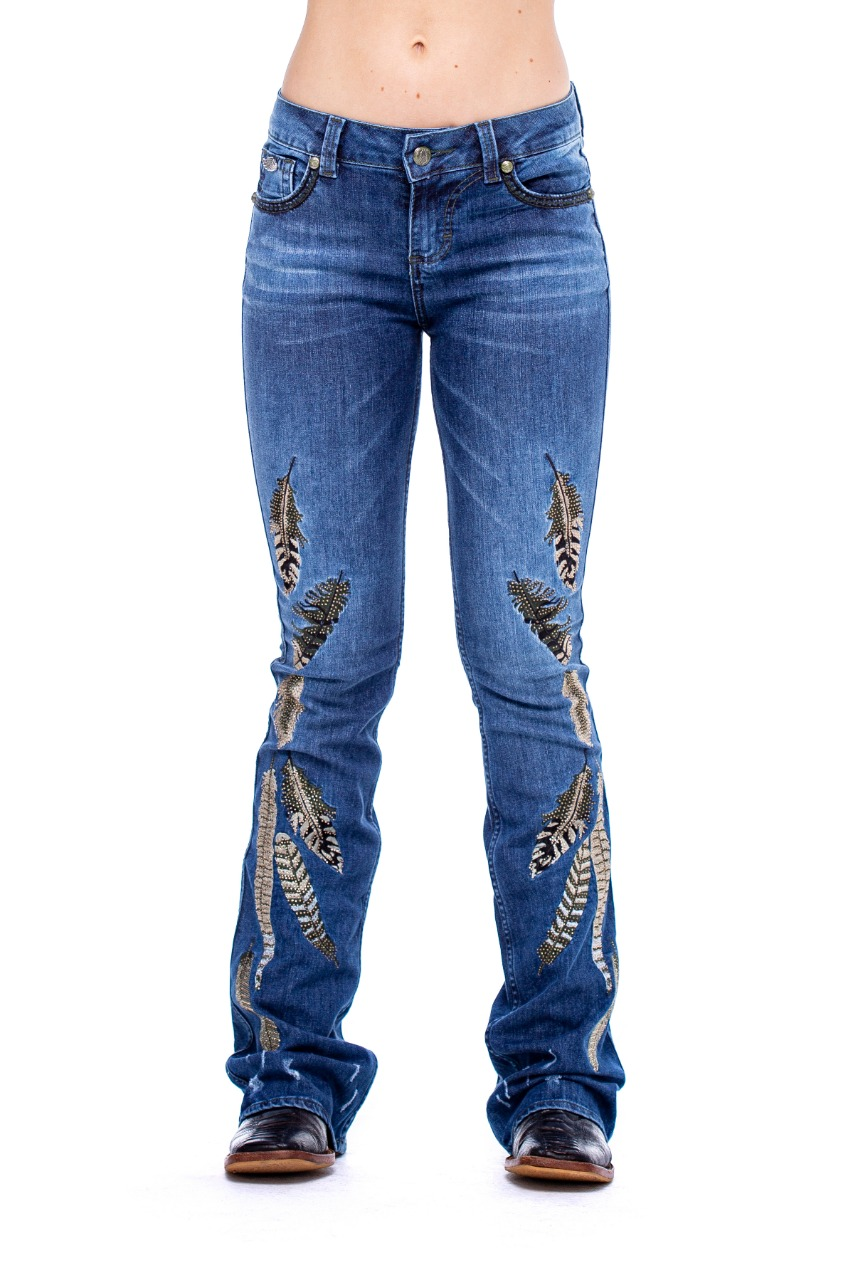 Calça Jeans Zenz Western Ceasars