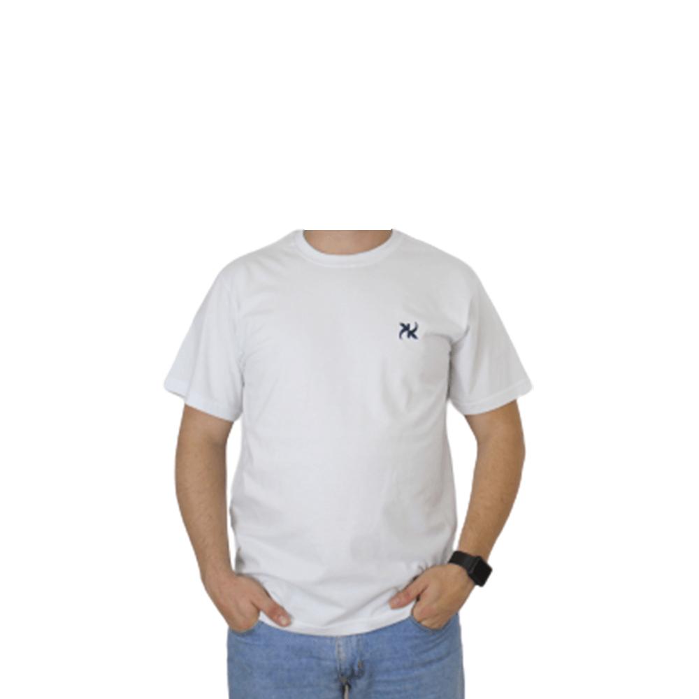 Camiseta Masculina Keep Roping Basic logo preto