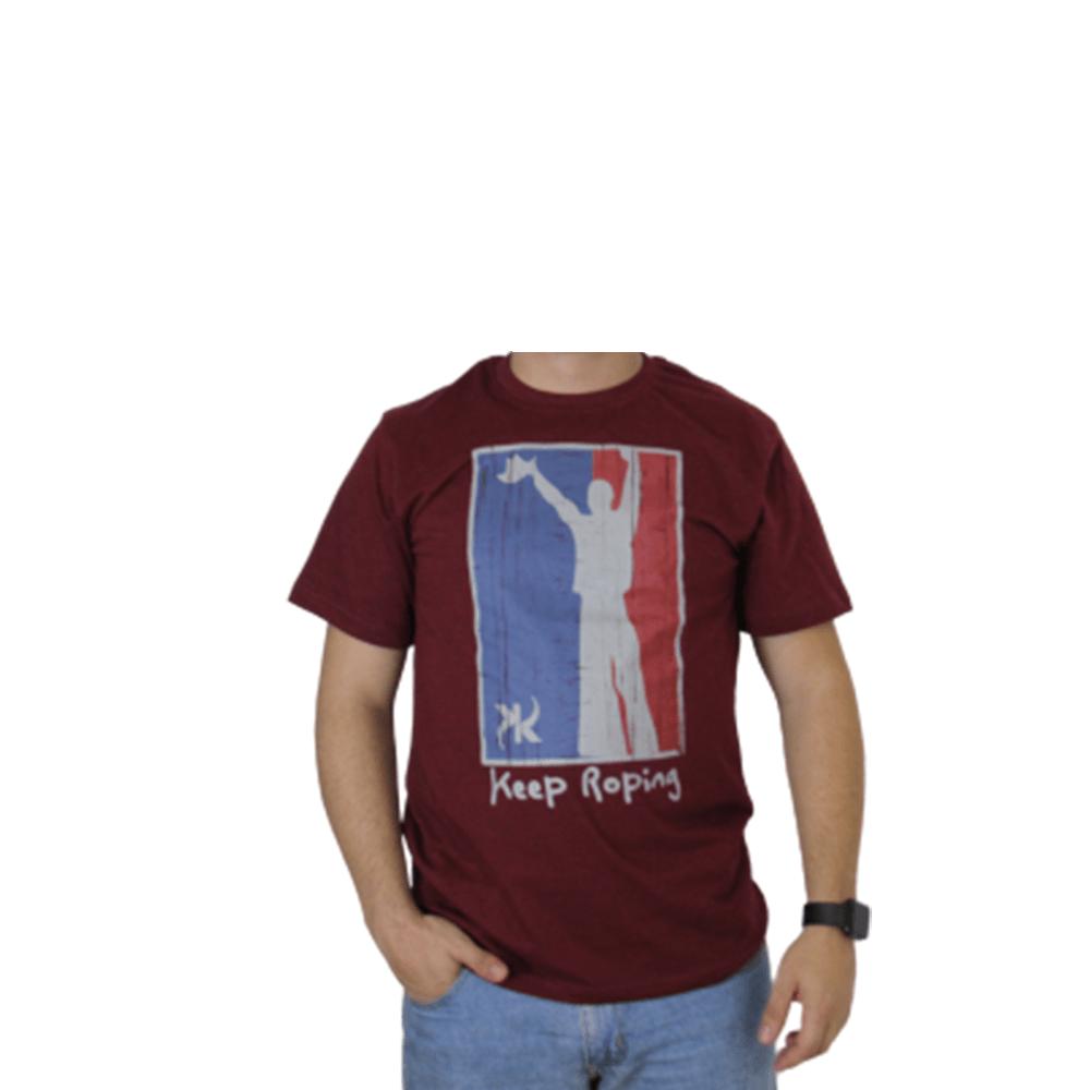 Camiseta Masculina Keep Roping Peão NBA