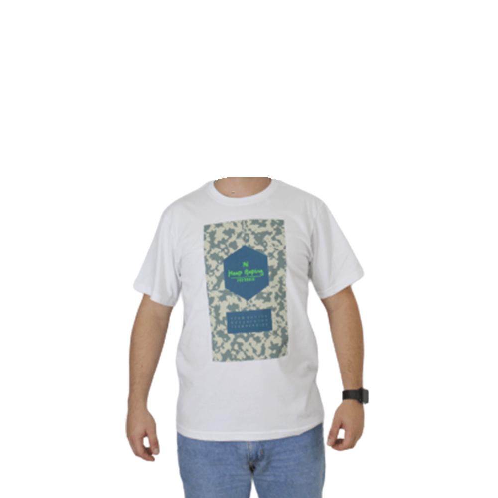 Camiseta Masculina Keep Roping Selo Pro Rodeo