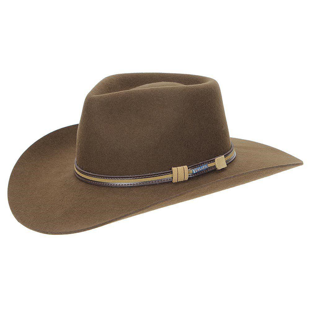 Chapéu Country Pralana Snow River Café - 91039 - Cowboy BR 7de6612b5eb