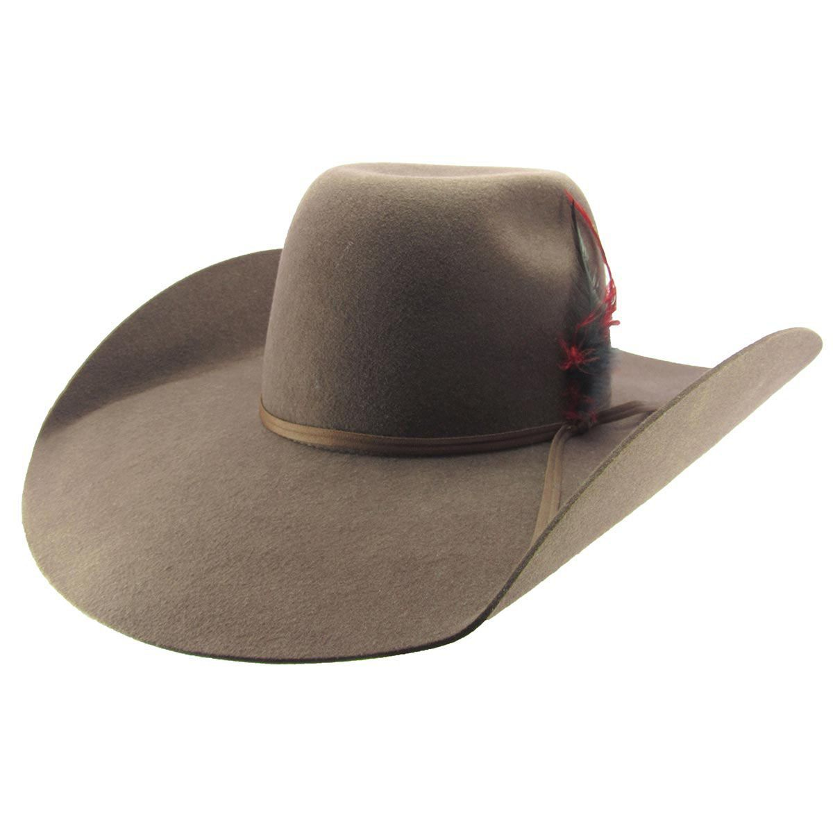 Chapéu Pralana Biplay Ii Café Country Aba 13 - Cowboy BR 7d6d40b5feb