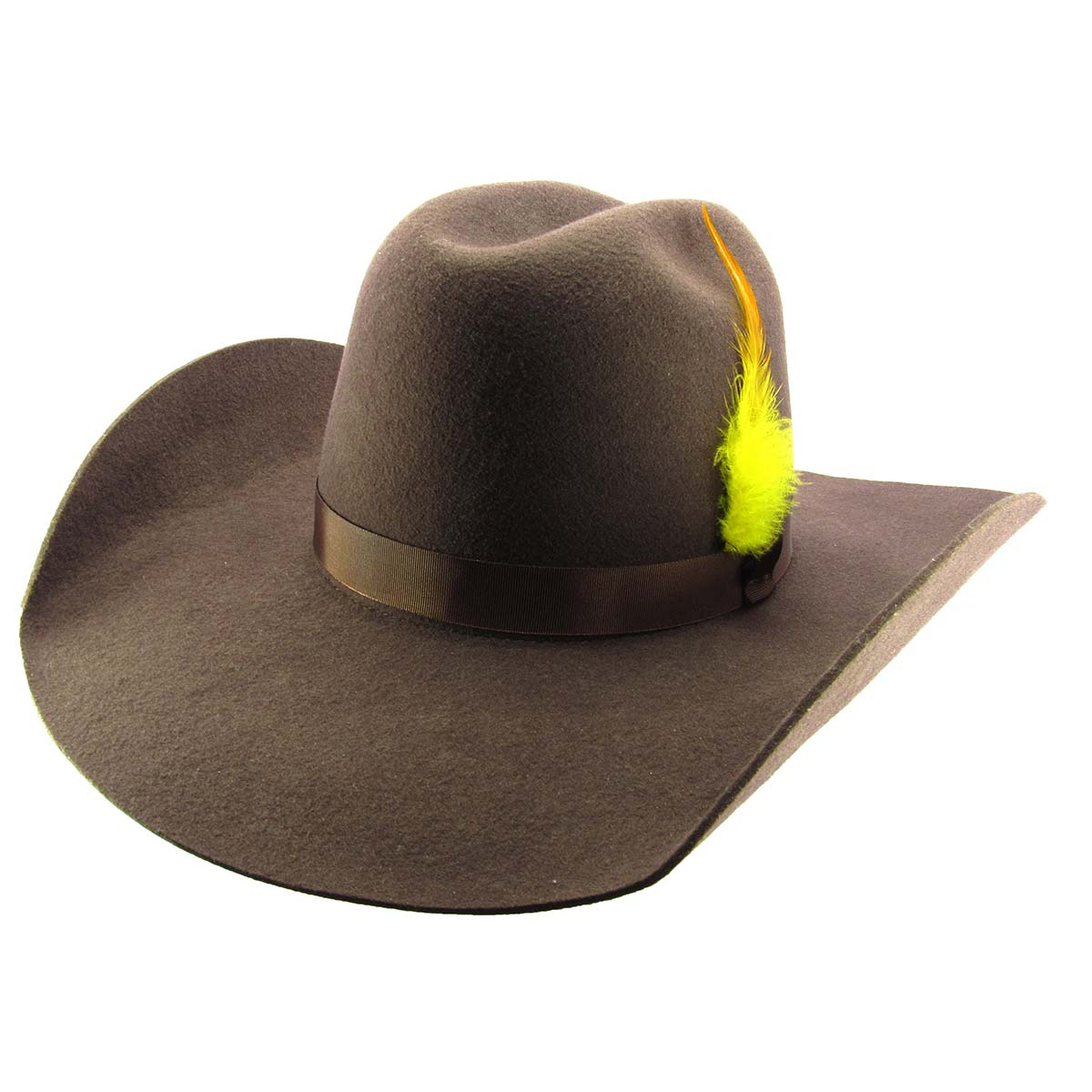 Chapéu Pralana Old West Marron Country Aba 11 - Cowboy BR 0a73782aefb
