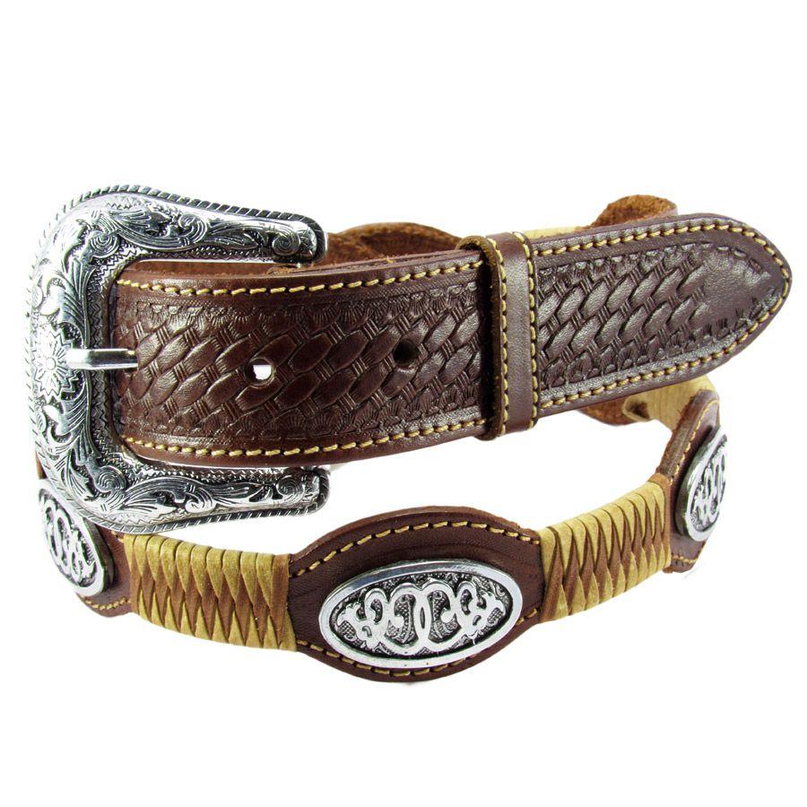 Cinto Country Cowboy Rodeio Masculino Top
