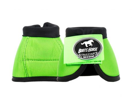 Cloche Color Verde Limão Boots Horse