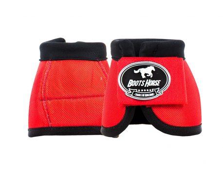 Cloche Color Vermelho Boots Horse
