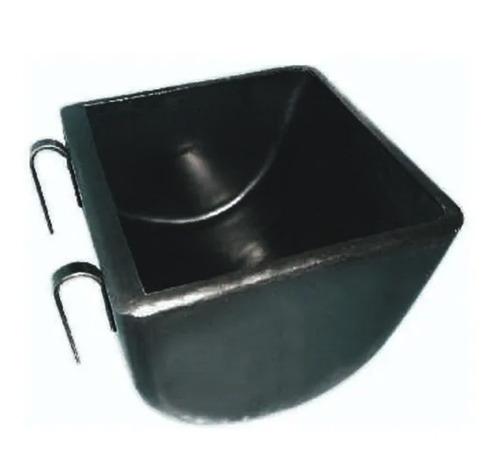 Cocho/comedouro Raso 25 Litros C/suporte - Super Resistente