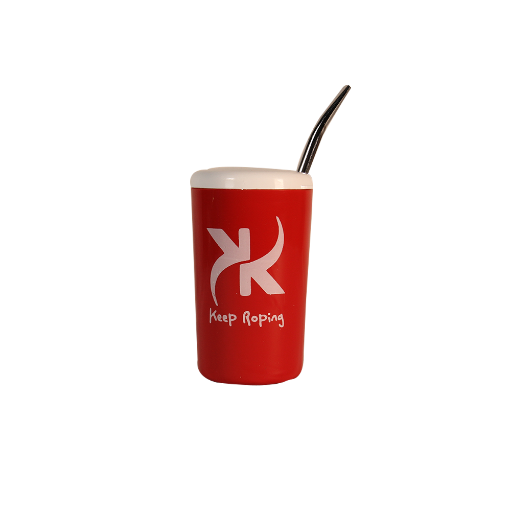 Copo Plástico para tereré Keep Roping