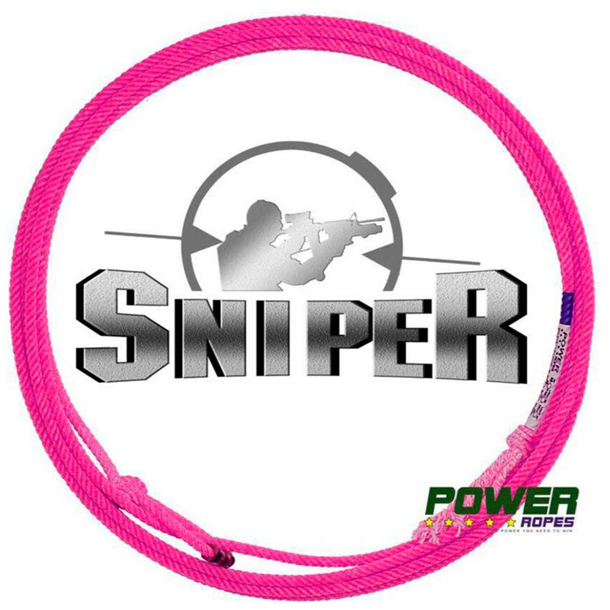 Corda Laço Power Ropes Sniper 4 Tentos