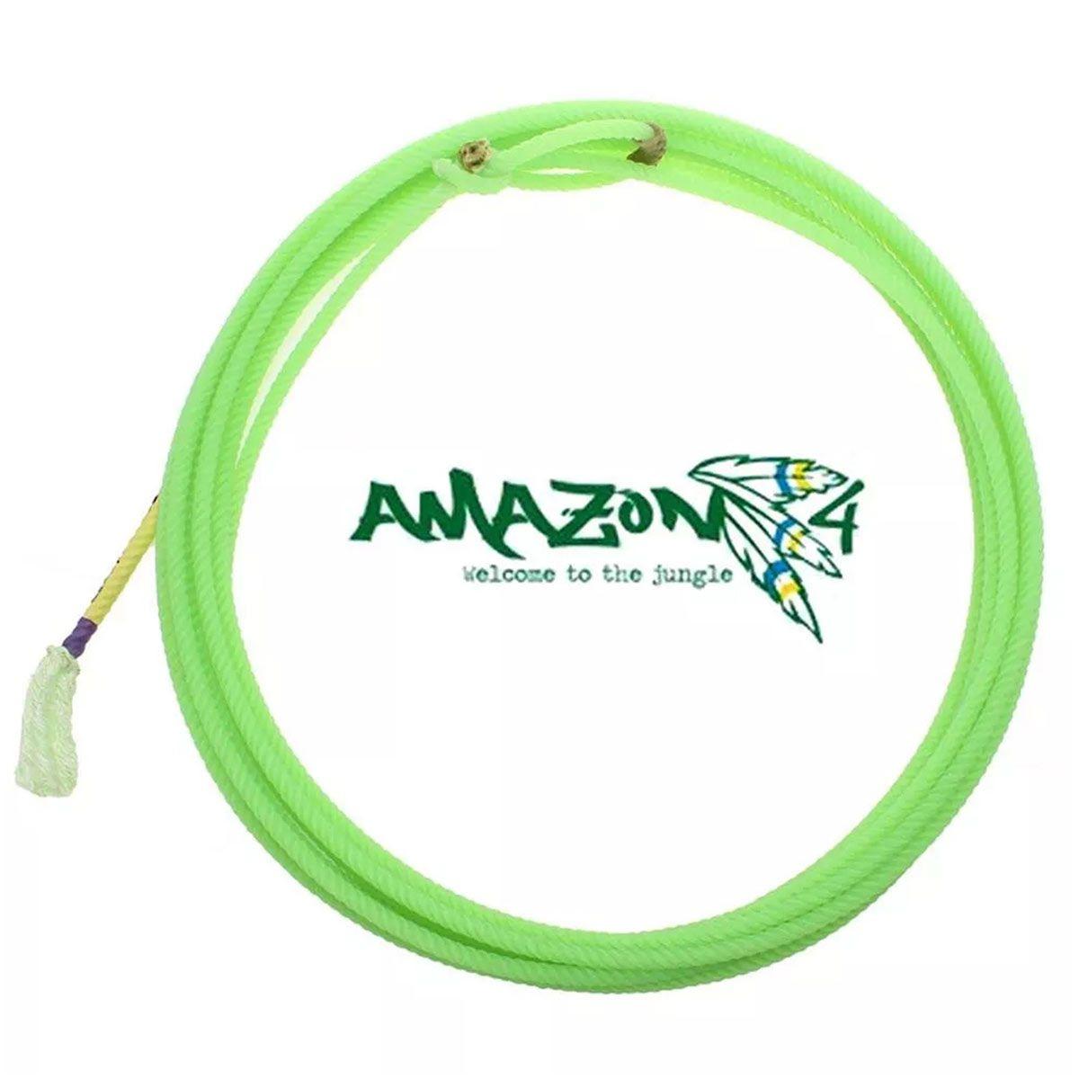 Corda Laço Precision 4 Tentos Amazon Para Team Roping