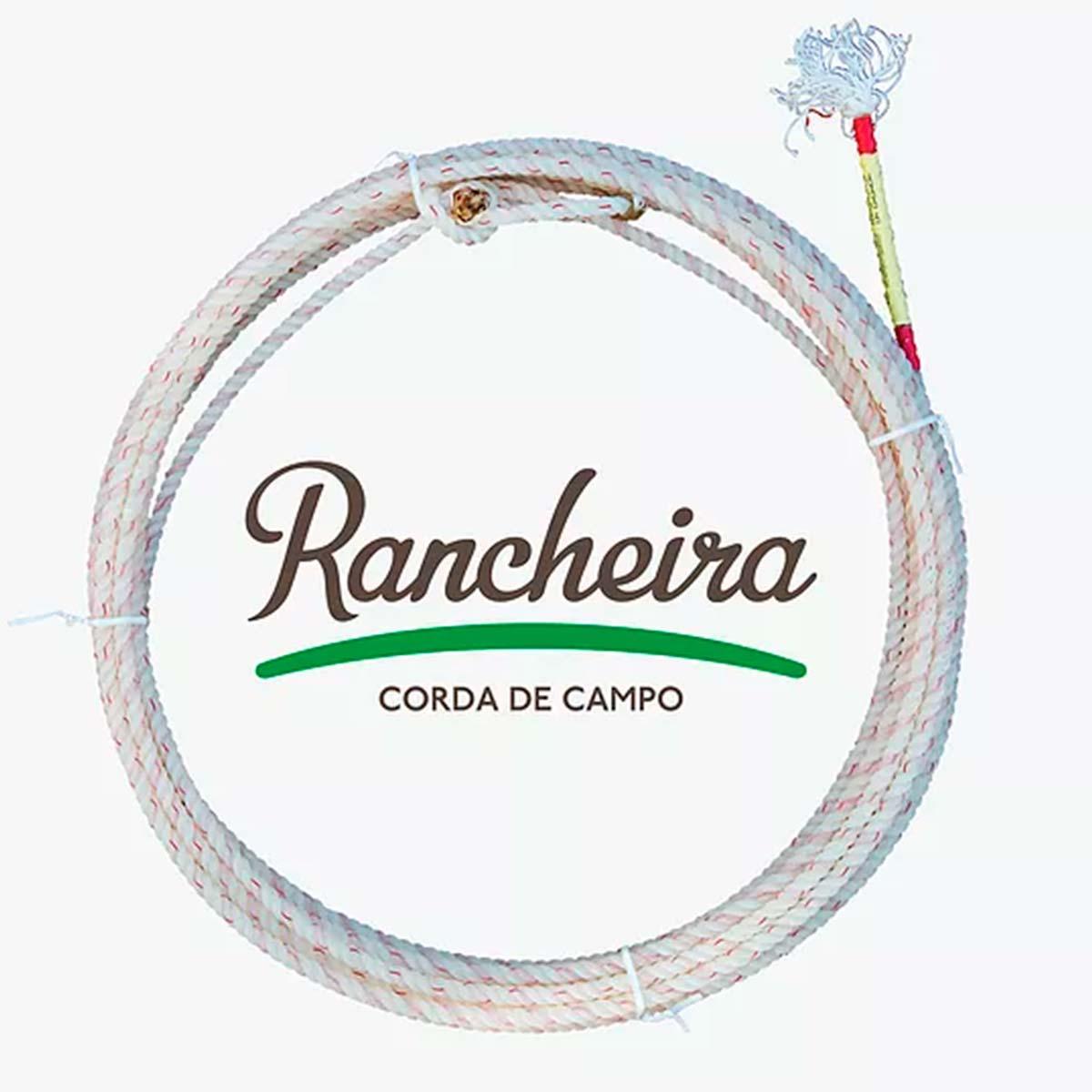 Corda Laço Precision Rancheira Corda De Campo 12 Metros
