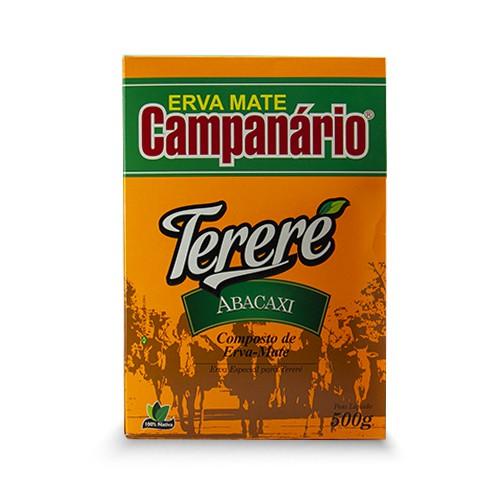 Erva Mate Tereré Campanário Abacaxi 500gr