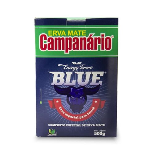 Erva Mate Tereré Campanário Energy Blue 500gr