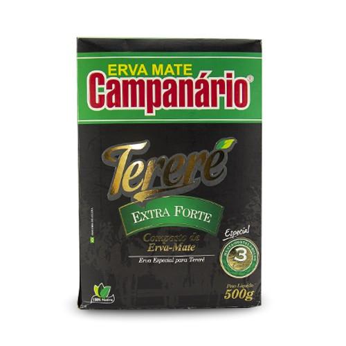 Erva Mate Tereré Campanário Extra Forte 500gr